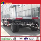 Schlussteil-Zugpendel des LKW-2/3axle, das vollen Schlussteil/Transportwagen-Schlussteil schleppt