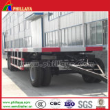 barra de acoplamento do reboque do caminhão 2/3axle que reboca o reboque cheio/reboque da zorra