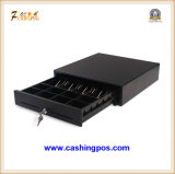 Todos os Peripherals da posição da gaveta do dinheiro da série do aço inoxidável e registo de dinheiro Qw-500