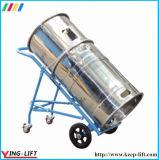 280kg de carga dobrável carrinho de mão Garrafa Ty140