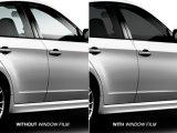 Pellicola eccellente di cura di pelle della finestra di automobile del nero 35% del nero scuro 20% del nero scuro 5% di alta qualità