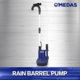 Pompa ad acqua del barilotto di pioggia di potere con il filtro e la maniglia