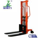 1~2t油圧ハンドルのスタッカーSimp; Le Forklift