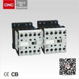 (LC1-F 3) o contator magnético do contator da C.A. Cjx2 marca o contator elétrico