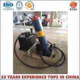 Cilindro hidráulico de sistema hidráulico de caminhão de descarga