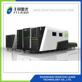 1500W CNC 가득 차있는 보호 금속 섬유 Laser 절단 조각 기계 3015