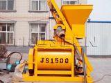 Type obligatoire horizontal matériel de construction de mélangeur concret