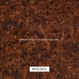 1m de largeur Motif en bois Hydrographie impression de films pour les pièces automobiles et de l'utilisation Dailys BDS22833