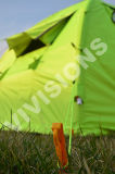 2 Person를 위한 폴리에스테 Tourist Camping Tent Inflatable Tent