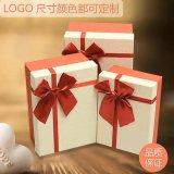 La caja de regalo personalizado Caja de papel el papel de estraza Big Box