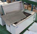 Tanque de água (banho maria com tampa), instrumentos do laboratório