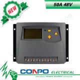 50A、48VのLCDの太陽コントローラ