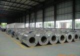 Prepainted Galvalume bobina de aço com revestimento de cor (SS400/T195/T235)