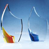 Usine de gros bon marché vierge Crystal Award Cup
