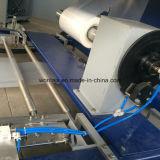 Ponto baixo automático - máquina de empacotamento do Overwrapping da velocidade