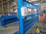 4-6m couleur feuille de tôle en acier de la machine de cisaillement hydraulique