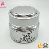 Crema cosmetica Packaging15g30g 50g del metallo d'argento di lusso
