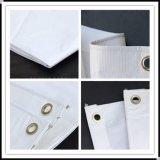 Double blanc renforcé bâche étanche couvre