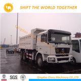 380HP를 가진 Shacman 덤프 트럭 팁 주는 사람 트럭