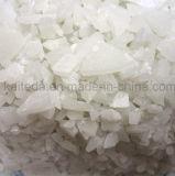 Sulfato de aluminio/sulfato de aluminio 17%Al2 (SO4) 3 copos o en polvo o granulares