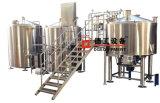 15bbl de volledig Automatische Apparatuur van het Bierbrouwen
