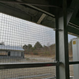Exportations étrangères de la cage de poulet en acier de haute qualité