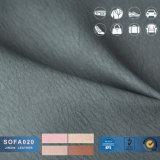 Relevo de moda em couro de PVC usado para sofá & Cátedra & Móveis