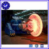 炭素鋼継ぎ目が無い転送された造られたリングを造る重いベアリングリング