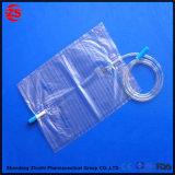 プラスチックとの小児科のための熱い販売の尿のコレクション袋