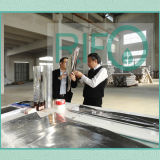 Etiqueta de código de barras etiquetas de PCB, legendagem de aço resistente a altas temperaturas