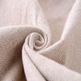 Tela de linho natural para a matéria têxtil Home