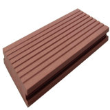 do Decking plástico de madeira do preço composto WPC de 140*20mm revestimento ao ar livre