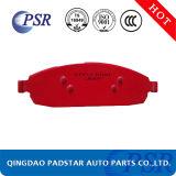 Automobile di ceramica Brakepad di Passanger di mercato degli accessori per Toyota