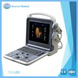 Ordinateur de bureau médical de l'échographie Doppler couleur numérique complet Yj-U60