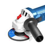 Zlrc Power Tools OEM de soporte de mango largo 100mm amoladora angular eléctrica con potencia 750W