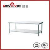 棒ステンレス鋼のカクテル端末のワークテーブル