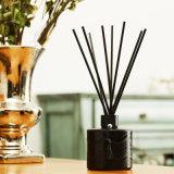 Diffusore della canna dell'olio di Esstial dell'aroma di Fagranced con i bastoni del rattan in contenitore di regalo per la decorazione domestica