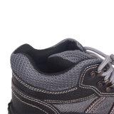 De Cuero auténtico transpirable Zapatos de seguridad para trabajadores en construcción