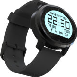 Monitor van het Tarief van het Hart van de Gezondheid van het Horloge Bluetooth van Gelbert de Waterdichte Slimme