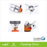 Gas esterno Camping Stove in Brief Design