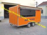 O melhor reboque móvel ao ar livre de venda do alimento da chegada nova móvel do caminhão do alimento