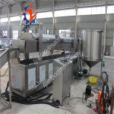Calefacción eléctrica del buñuelo automático industrial que fríe la máquina