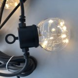 Indicatore luminoso esterno del globo del festone della lampadina LED di uso IP65 E27
