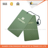 China diretamente da fábrica de papel de acessórios de vestuário Hang Tag