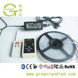 Striscia indirizzabile di RoHS 30LED/Meter IP67 12V Ws2811 CI 5050 SMD RGB LED del Ce
