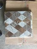 Azulejo de suelo de cerámica esmaltado inyección de tinta caliente de la pared de la venta