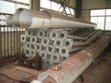 éclairage Pôle galvanisé d'IMMERSION chaude de 5m 6m 7m 8m 9m