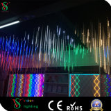 Indicatore luminoso chiaro di pioggia della meteora della stella di caduta della decorazione LED di natale del LED