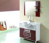 Avec la certification Cupc salle de bain en céramique du Cabinet du bassin (SN1528-95)