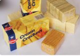 Snack Overwrap Film Packaging Machine for Biscuits / Caramel Treats / Chewing Gum